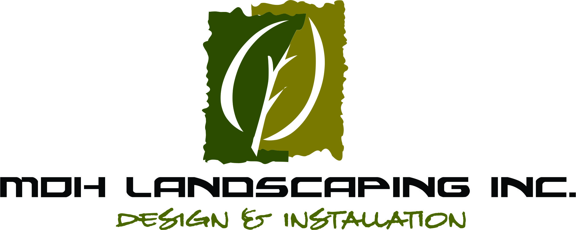 About mdh landscaping inc for Landscaping companies